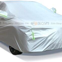 Bạt phủ xe ô tô 3 lớp cao cấp