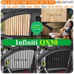 Rèm che nắng xe Infiniti QX50 Cao Cấp - OTOALO