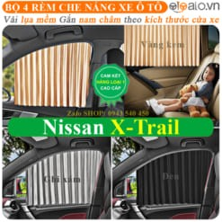 Rèm che nắng xe Nissan XTrail Cao Cấp - OTOALO