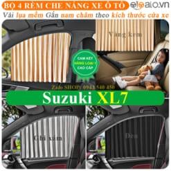 Rèm che nắng xe Suzuki XL7 Cao Cấp - OTOALO