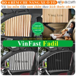 Rèm che nắng xe VinFast Fadil Cao Cấp - OTOALO