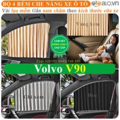 Rèm che nắng xe Volvo V90 Cao Cấp - OTOALO