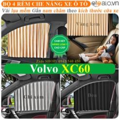 Rèm che nắng xe Volvo XC60 Cao Cấp - OTOALO