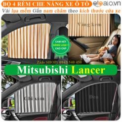 Rèm che nắng xe Mitsubishi Lancer Cao Cấp - OTOALO